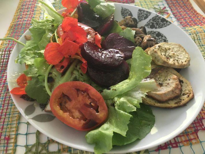 pratos saudável organico
