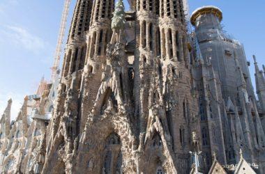 Sagrada Família Gaudí Bacelona
