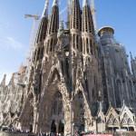 Barcelona com criança pequena: Sagrada Família e Parc Güell