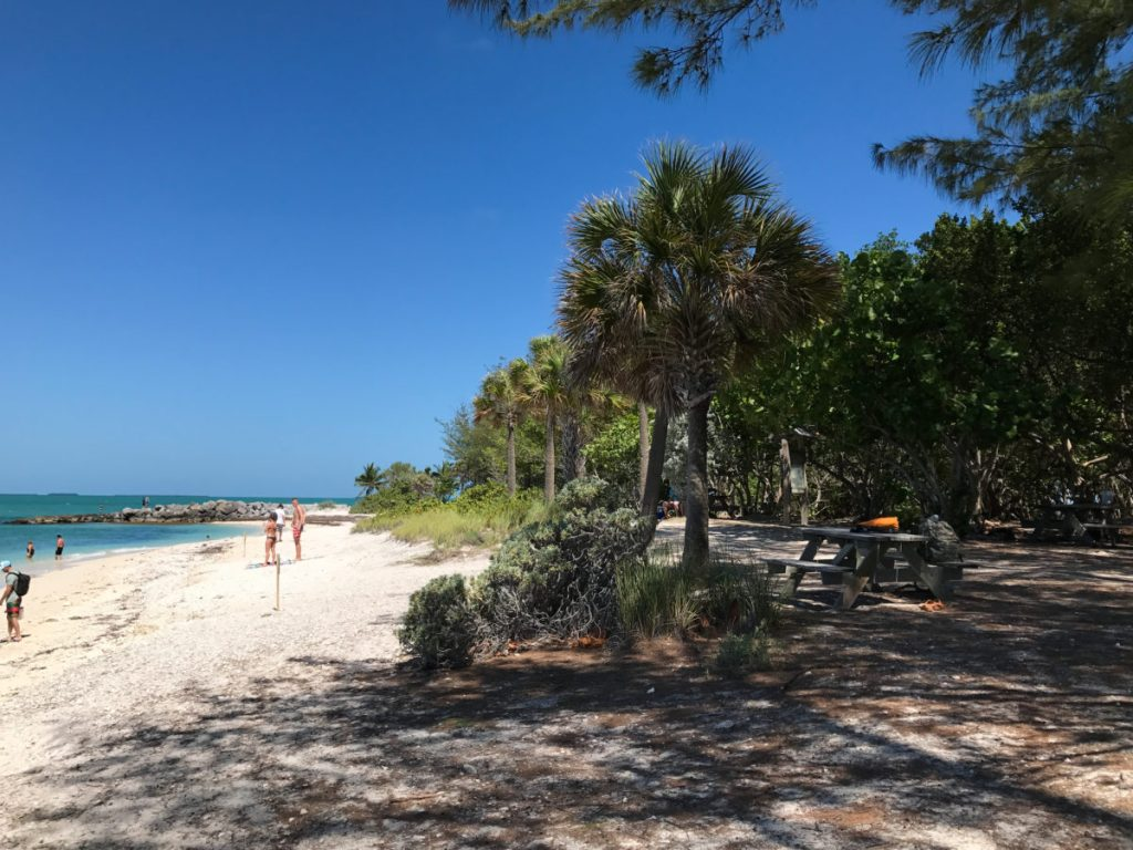 Key West Zachary Taylor Beach Florida