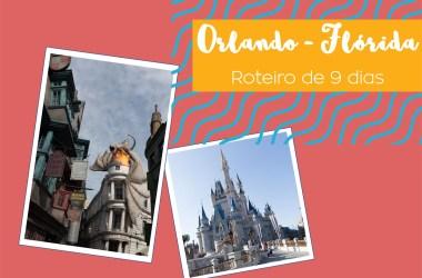 Orlando Flórida Roteiro