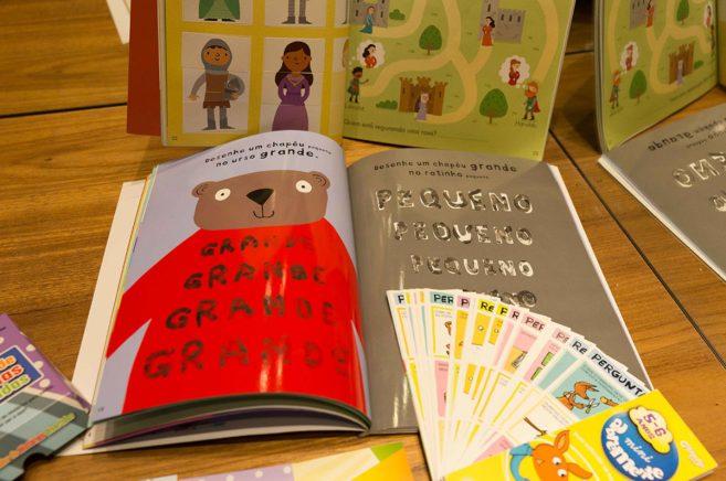 brincadeiras e atividades para crianças pequenas em viagens