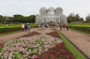 O que fazer passeio city tour Curitiba