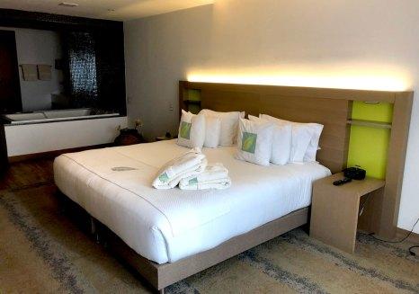onde ficar em Bogota hotel hospedagem