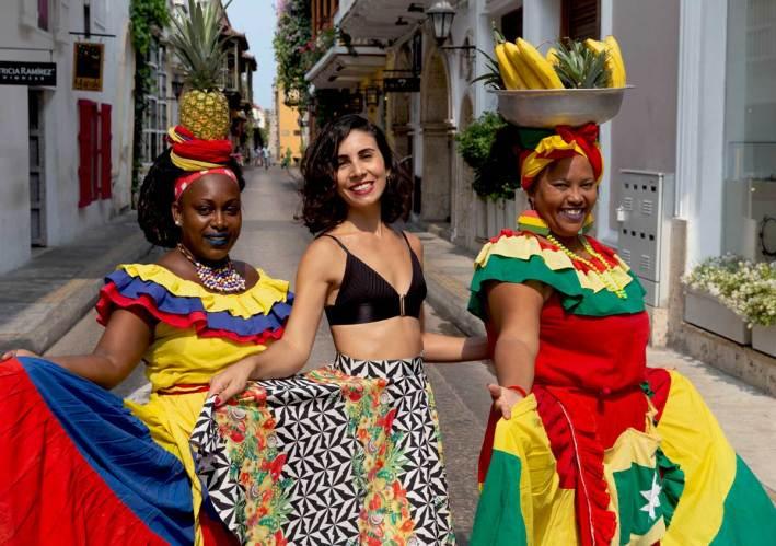 O que fazer em Cartagena das índias Colômbia