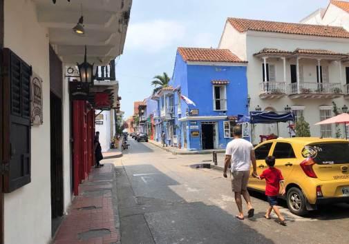 Oque fazer em Cartagena Colombia