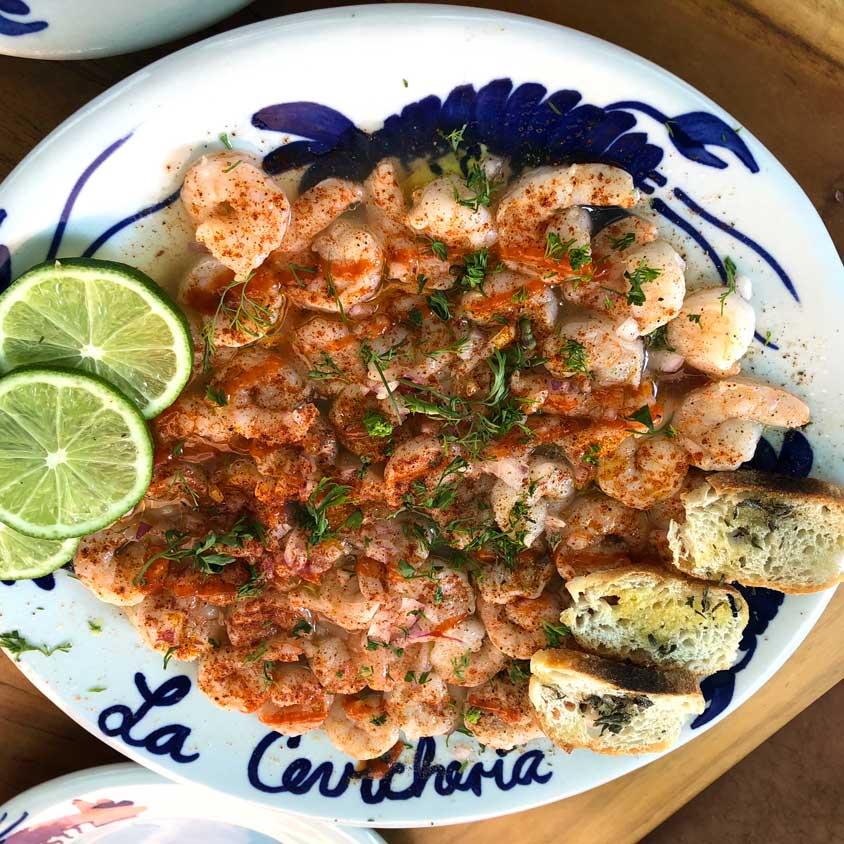 Onde comer em Cartagena Colômbia