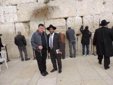 Antonio Teixeira - Murro das Lamentações - Jerusalém