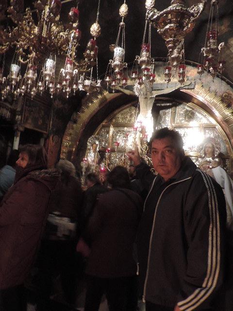Antonio Teixeira Monte Calvário - Jerusalém