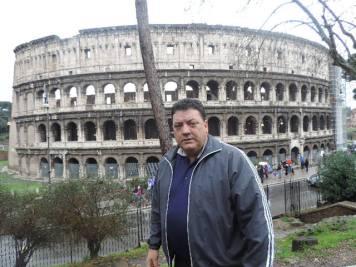 Antonio Teixeira - Coliseu - Roma - Itália