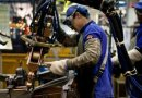 Produção industrial cai 1,1% entre setembro e outubro