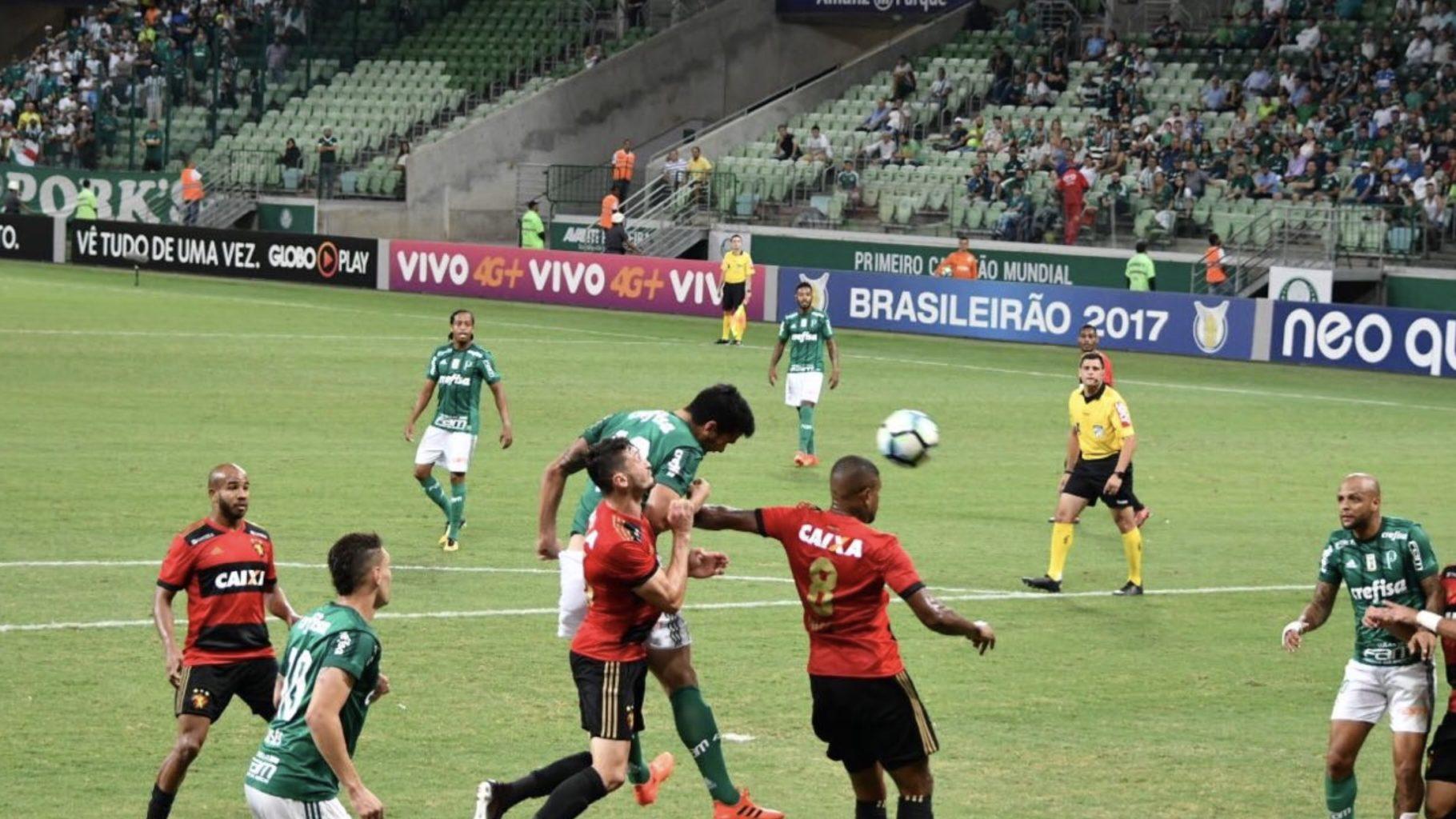 Palmeiras enfrenta Sport motivado pelo prêmio de vice-campeão