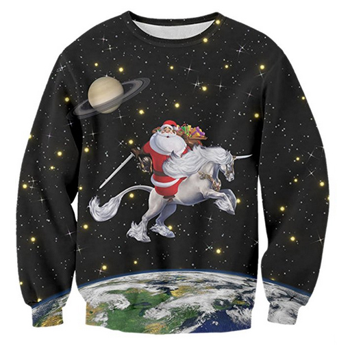 ugly-sweater-santa-riding-unicorn-nostalgia