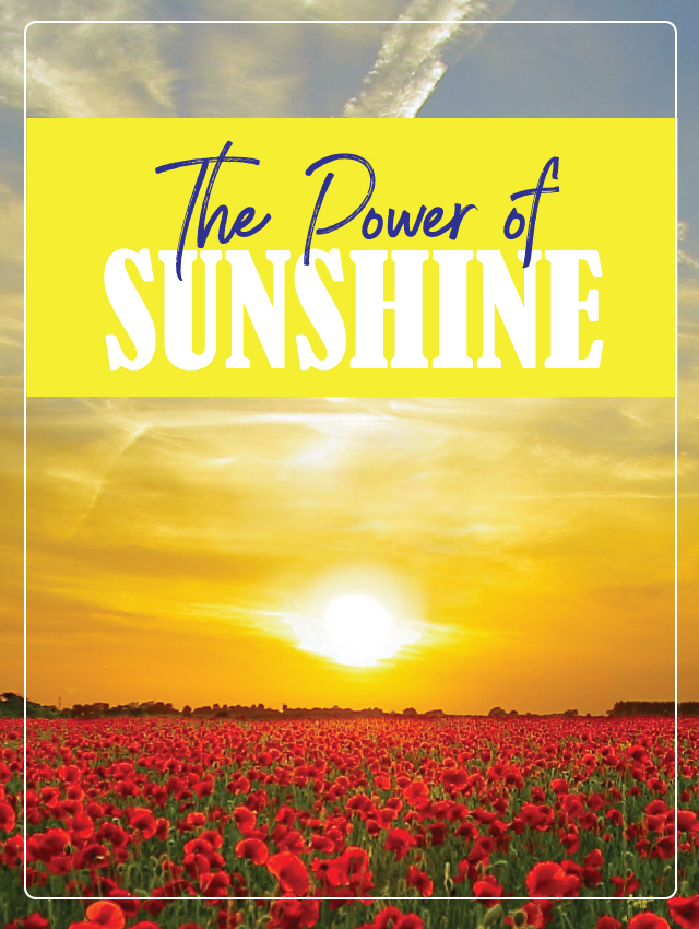 Power of Sunshine - Pinterest | Nostalgia Diaries Blog