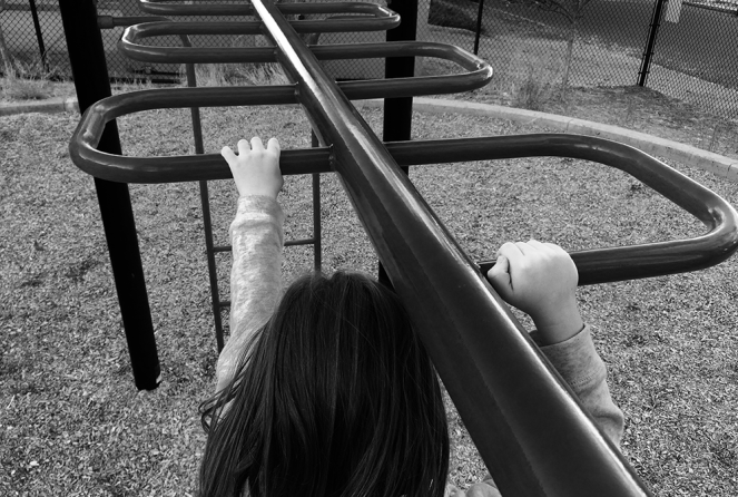 Learning to Let Go of the Monkey Bars of Life | Everyday Nostalgia | The Nostalgia Diaries Blog