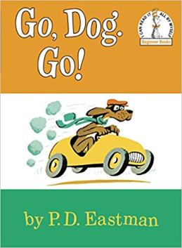 go dog book