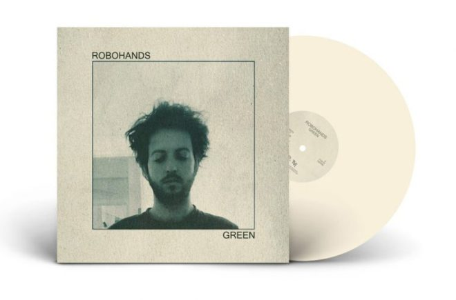 robohands green