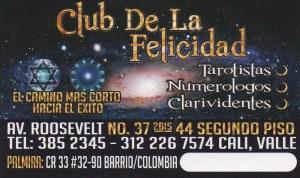 club de la felicidad