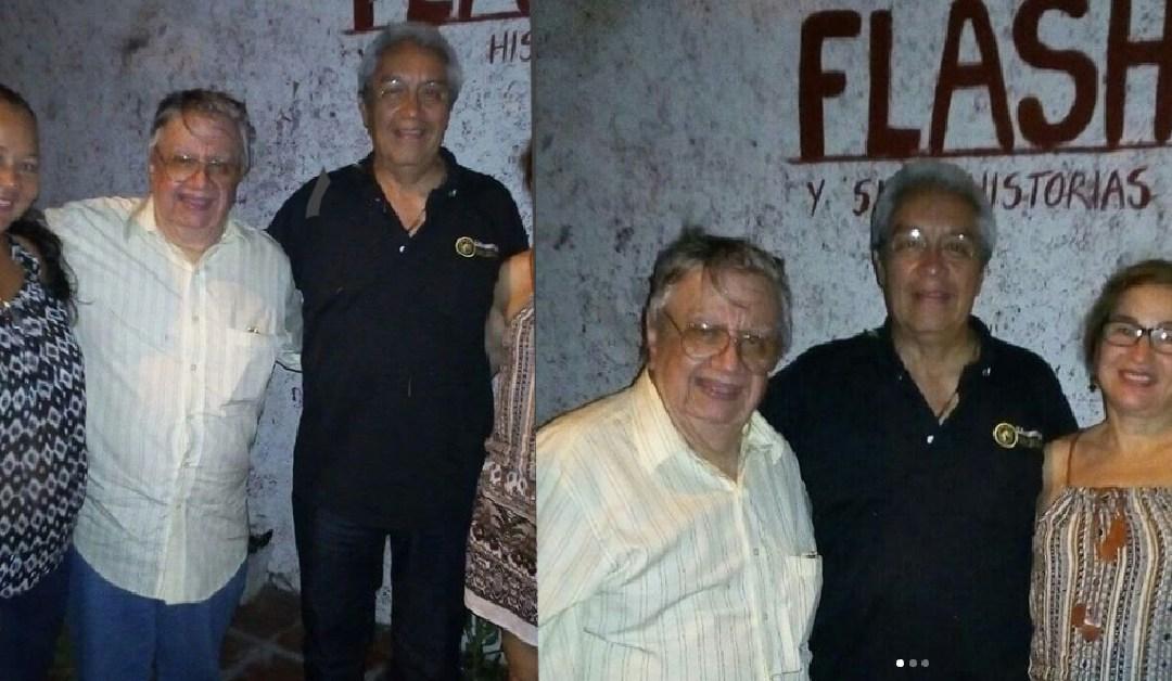 Antonio Claros en Barranquilla