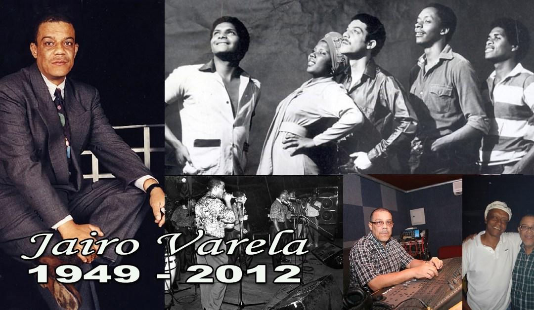 Homenaje a Jairo Varela