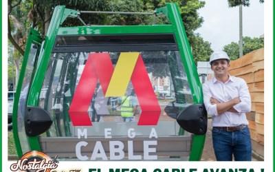 EN PEREIRA…EL MEGACABLE ARRANCÓ!