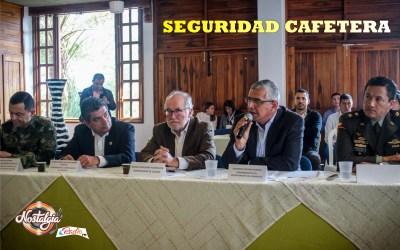 """""""UN EJE CAFETERO SEGURO"""", EN LA PRIMERA CUMBRE DE ASAMBLEAS Y CONCEJOS"""