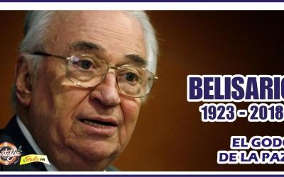 BELISARIO BETANCOURT…LA PAZ,LA POLÍTICA SOCIAL, y EL CONSERVATISMO; ES PARTE DE SU LEGADO
