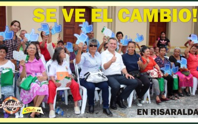 EN RISARALDA SE VE EL CAMBIO…RENDICIÓN DE CUENTAS