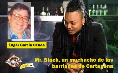 MR BLACK…QUE DICE FLASH DE ESTA ESTRELLA DE LA MÚSICA?