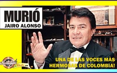 MURIÓ JAIRO ALONSO…UNA DE LAS VOCES MÀS HERMOSAS DE COLOMBIA EN LA LOCUCIÓN