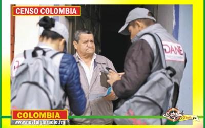 CENSO COLOMBIA…EN COLOMBIA HABITAMOS CERCA DE 48 MILLONES DE PERSONAS