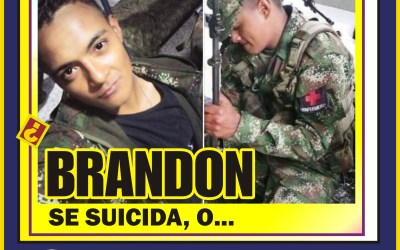 BRANDON SE SUICIDA, O LO SUICIDAN?