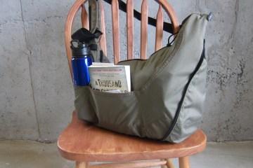 Bag fully loaded to max capacity
