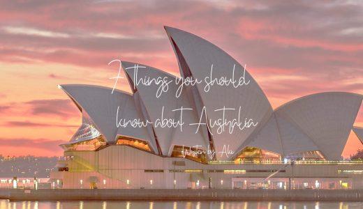 必ず知っておくべき「オーストラリア」の7つの文化と特徴とは?