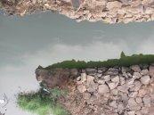 Reflections, At a brick klin site, Khandeshwar