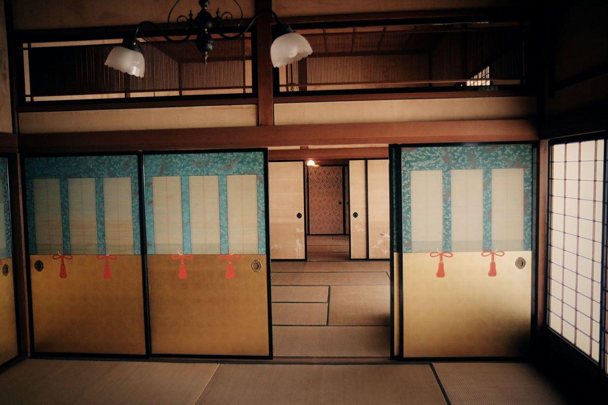 日本建築 襖