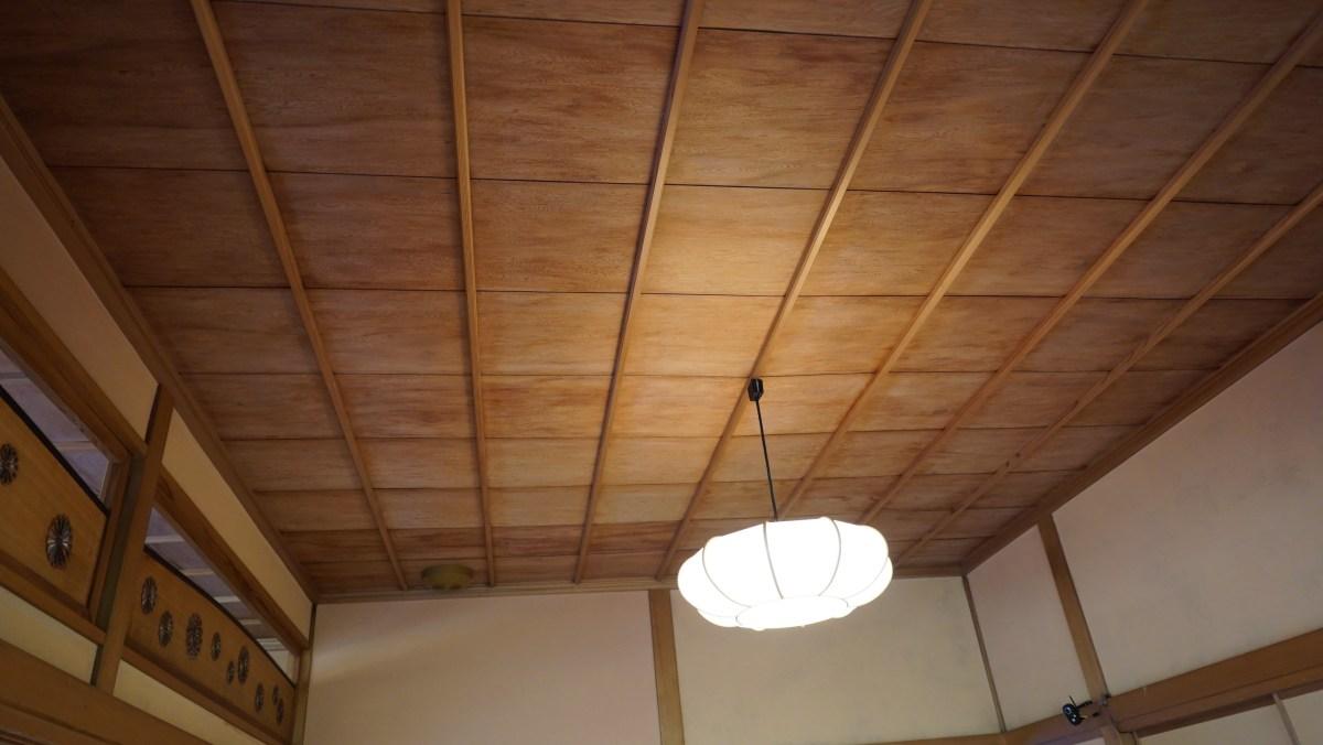 日本建築 天井