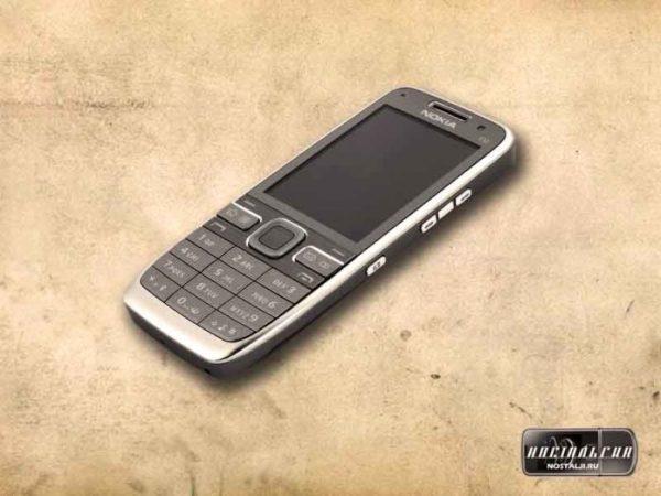 Обзор Nokia E52 • Ностальгия • КАТАЛОГ ТЕЛЕФОНОВ