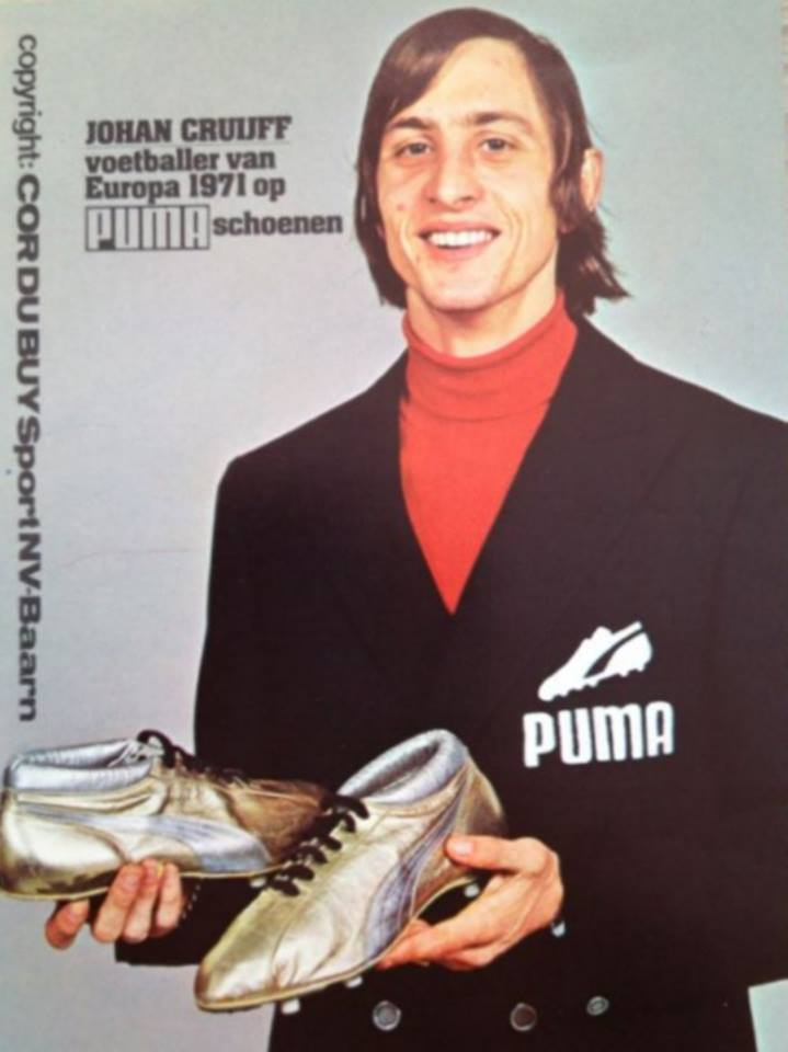 Cruyff & Puma (2/6)