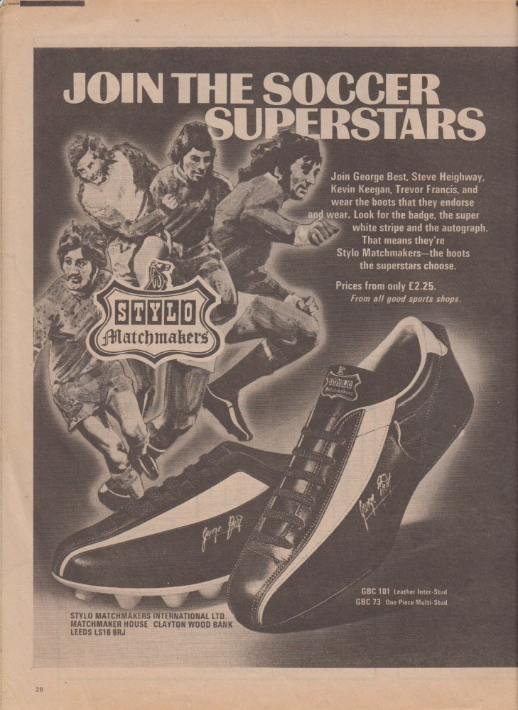 Stylo Matchmaker Boots (1/6)