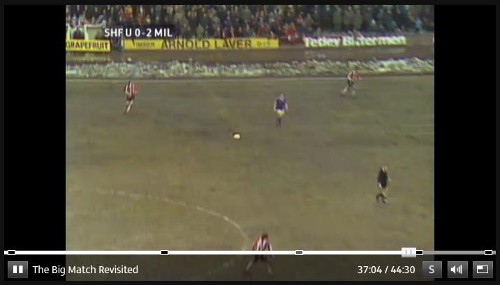 NEAR POST - SHEFFIELD UNITED: THE ARNOLD LAVER YEARS (2/6)