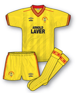 NEAR POST - SHEFFIELD UNITED: THE ARNOLD LAVER YEARS (5/6)