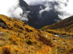 Annapurna Base Camp region