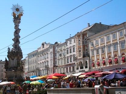 Linz Main Square