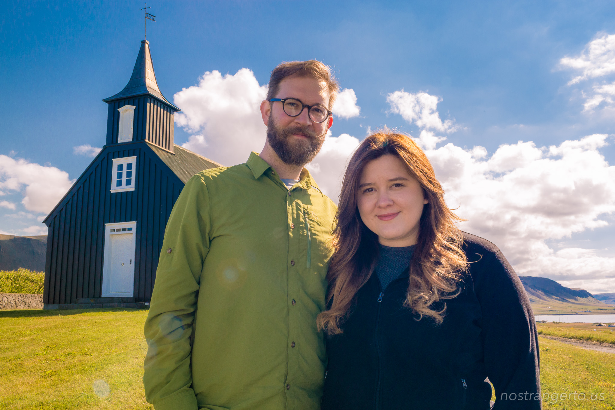 Iceland - Hvalsneskirkja Church