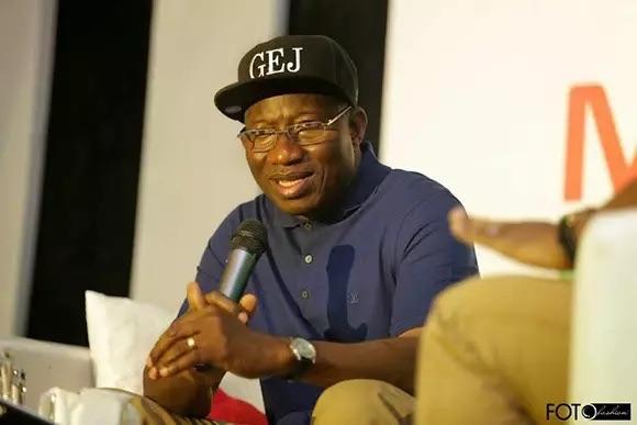Ex Nigerian President: Jonathan Ebele Jonathan