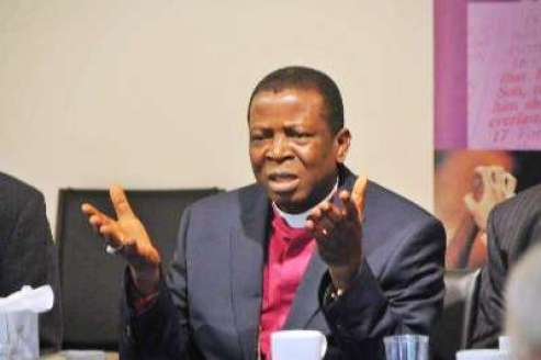 Most Reverend Bishop Nicholas Okoh Anglican Primate