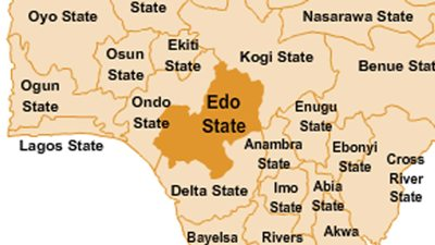 map of edo nigerian parents over lesbianism issues