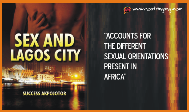 Sex and Lagos City Author