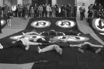 Ouverture de l'exposition - 5 février 1989